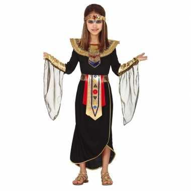 Egyptische prinses verkleed kostuum voor meisjes