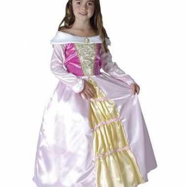 Prinses kostuum voor meisjes