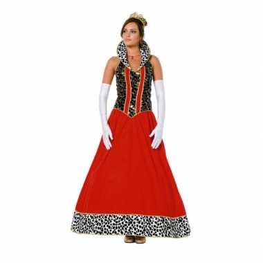 Prinsessen outfit voor dames