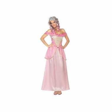 Roze ijsprinses jurk